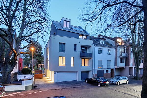 architekt bad honnef school complex bad honnef germany by. Black Bedroom Furniture Sets. Home Design Ideas