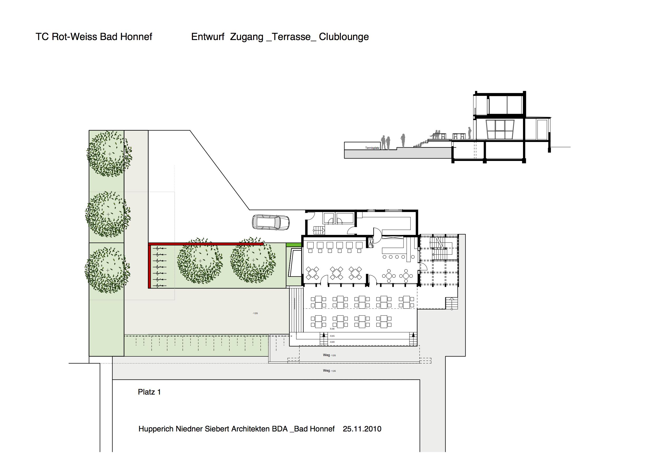 Architekt Bad Honnef hupperich niedner siebert architekten bad honnef